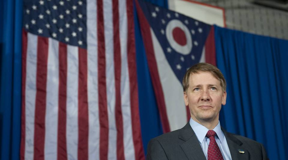New Consumer Financial Protection Bureau Director Richard Cordray discusses the top three priorities for his agency.