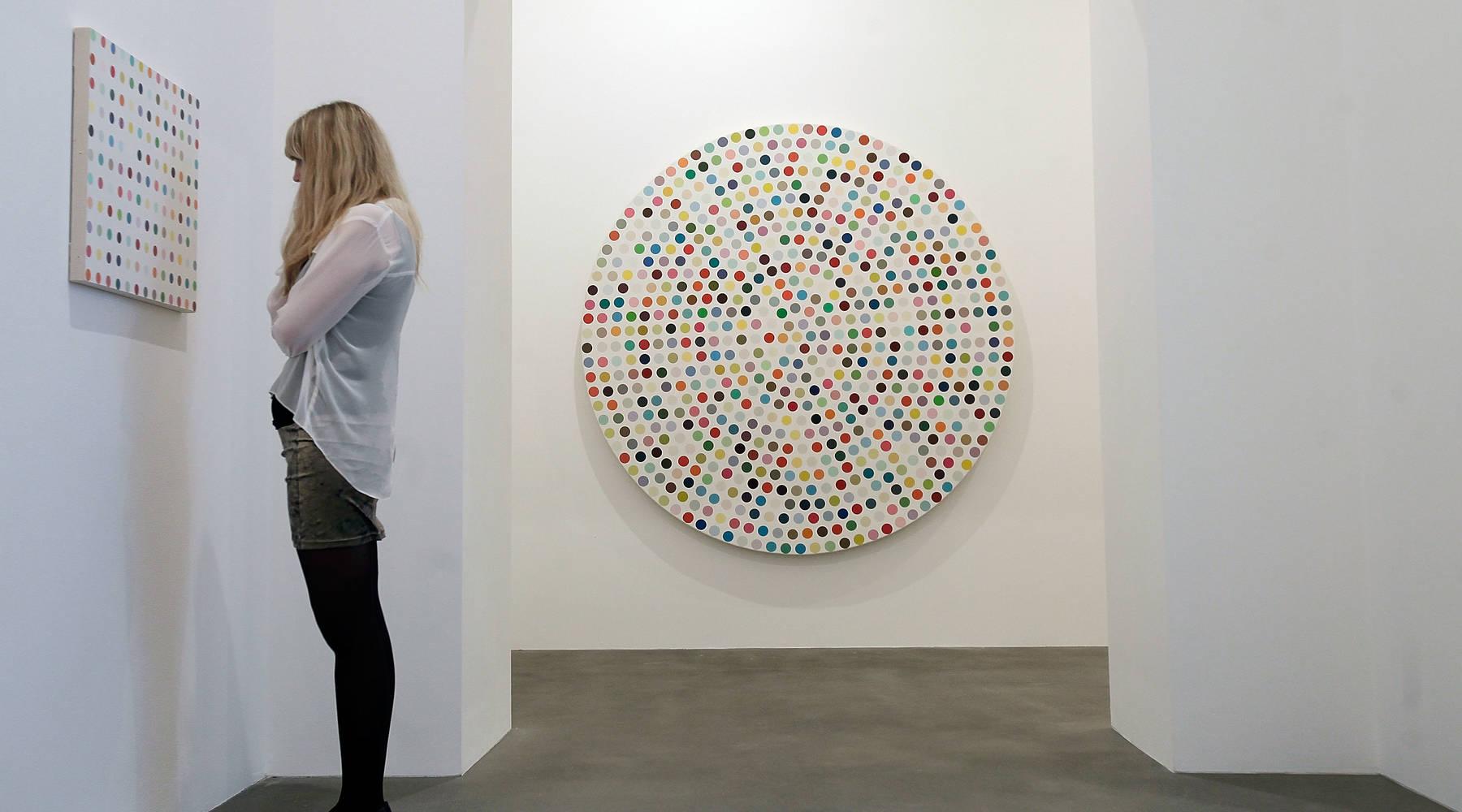 Damien Hirst Kicks Off Latest Mega Art Sale Marketplace