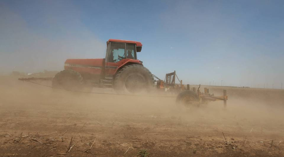 Thanks to a commodity boom and advanced computer technology, farming is a pretty big business these days -- for some.
