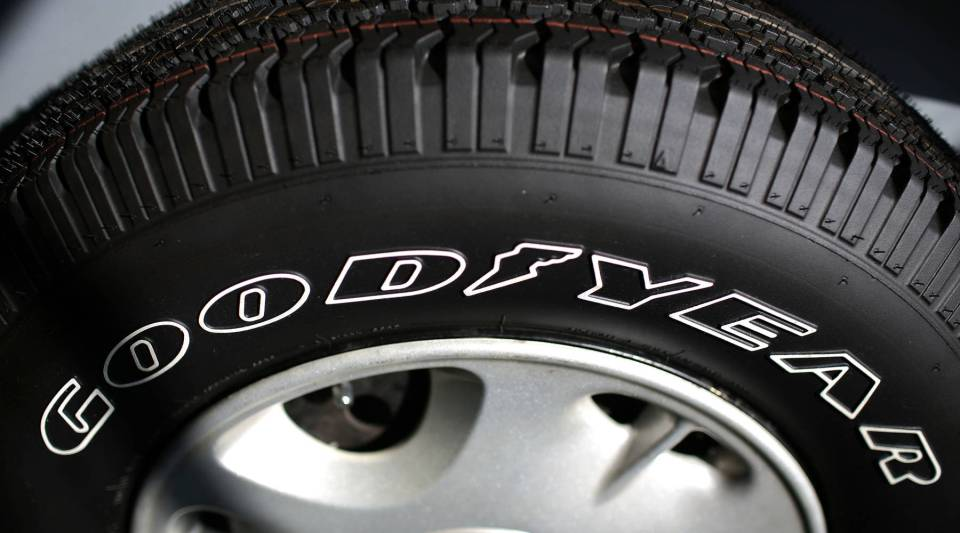 The company says using soybean based-oils for the rubber in their tires would be cost-effective for consumers and could reduce Goodyear's oil use by as much as seven million gallons annually.
