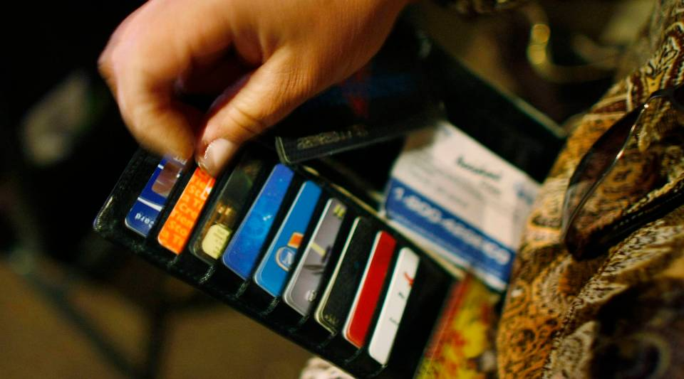 Retailers hoping to offset fees they pay to Visa and MasterCard may soon be able to charge shoppers for paying with plastic instead of cash.