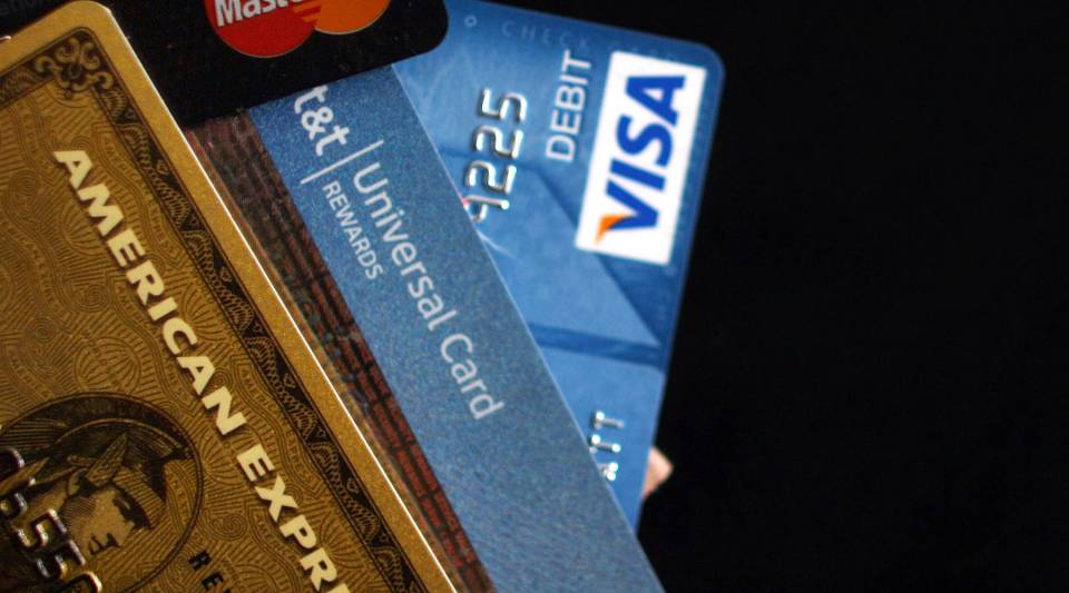 Mortgage rates are down. So are auto loans. What about credit card rates?