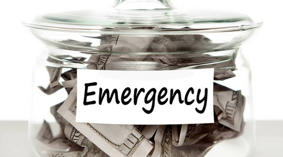 Emergency fund/uncertainty fund -- whatever you want to call it -- Carl Richards from the New York Times says it's important to set aside money for a rainy day.
