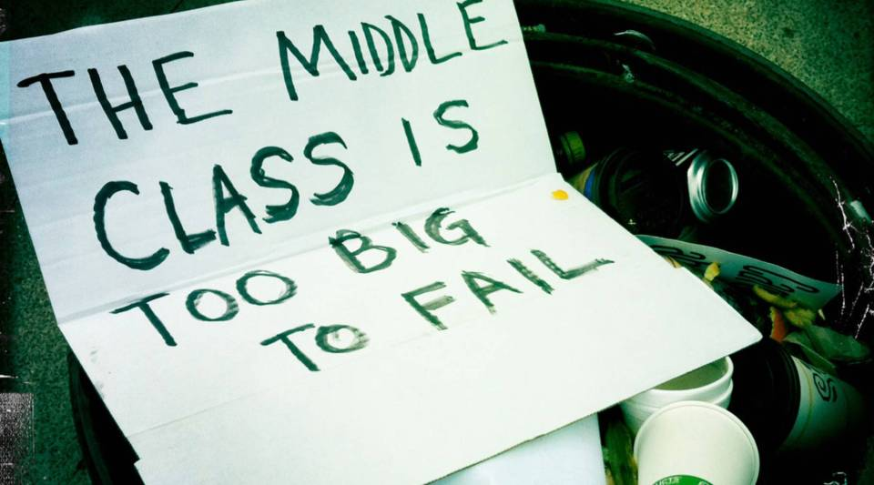 Why are so many people in the middle class struggling right now? Author Hedrick Smith discusses the events that hurt the middle class and what can be done to help it.