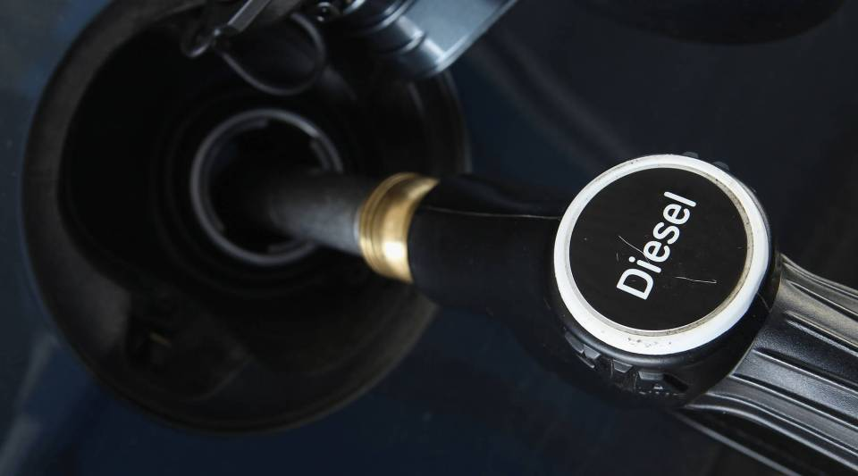 Chevrolet, Mazda and Mercedes are all introducing new diesel car models this year.