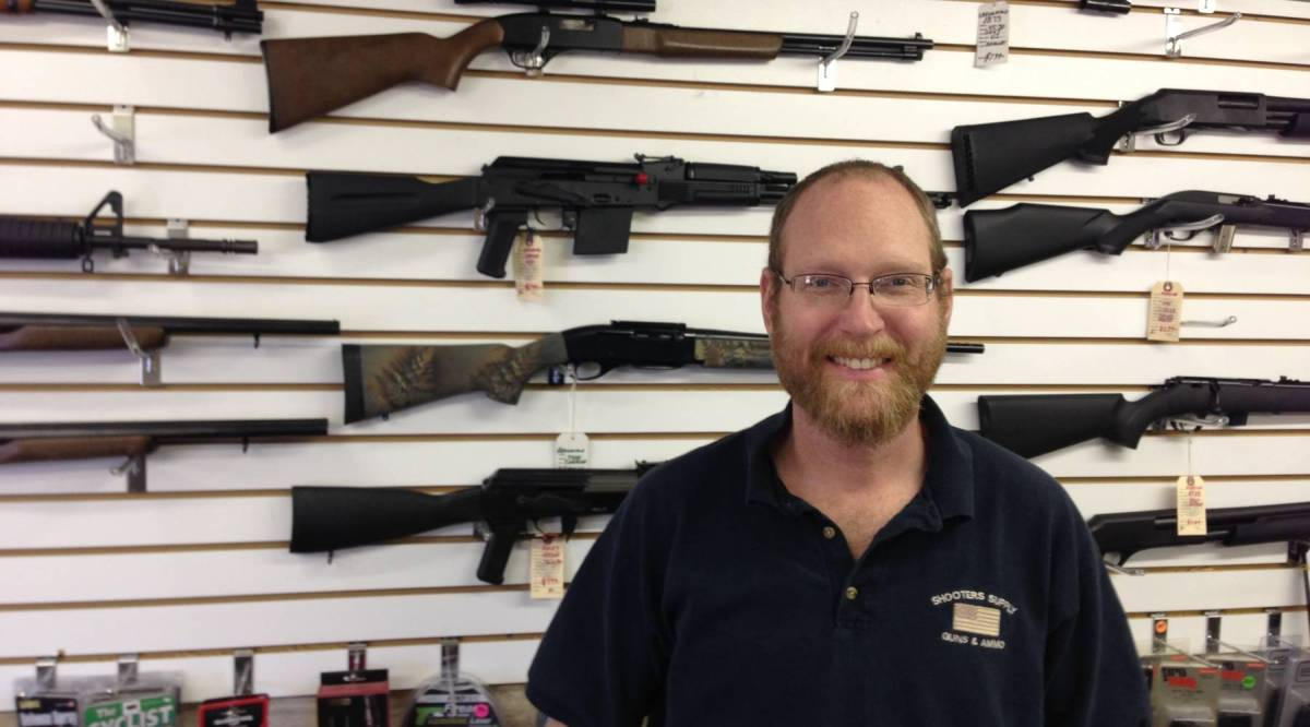 Background check: what it really takes to buy a gun