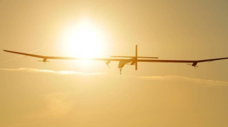 Inventors of an experimental solar aircraft simply want to prove it's possible to fly long distances using energy from the sun.