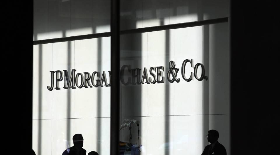 JPMorgan Chase & Co.'s Manhattan headquarters.