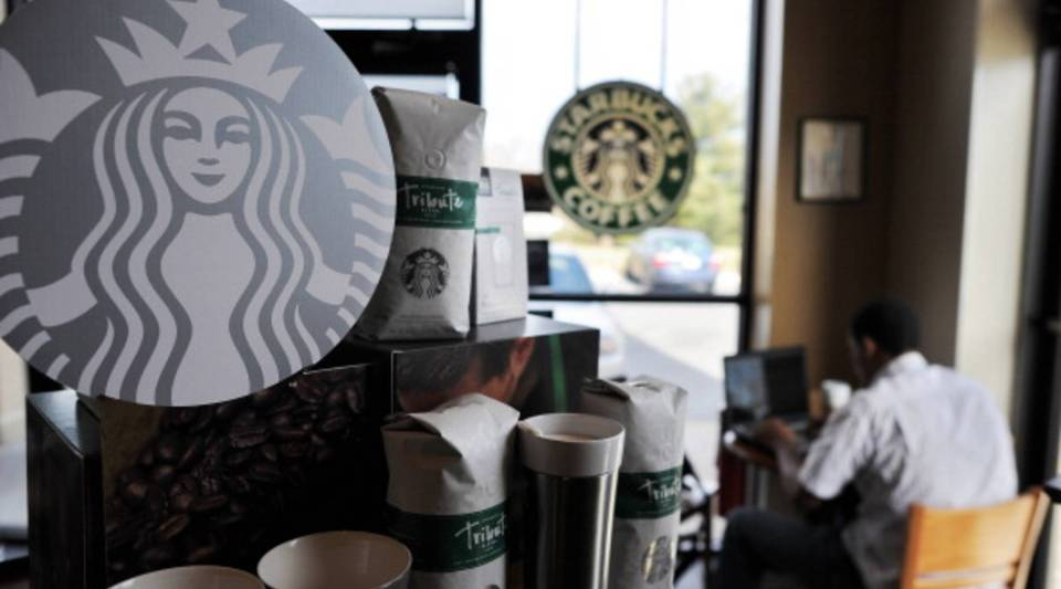 Starbucks doesn't want to be just coffee anymore.