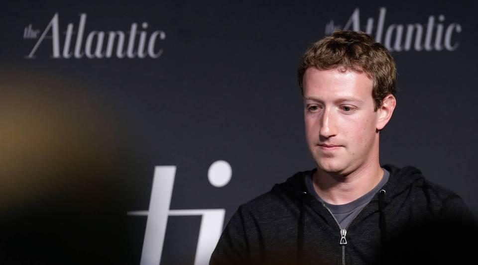 Photo: Facebook CEO Mark Zuckerberg, September 18, 2013 in Washington, DC. Win McNamee/Getty Images