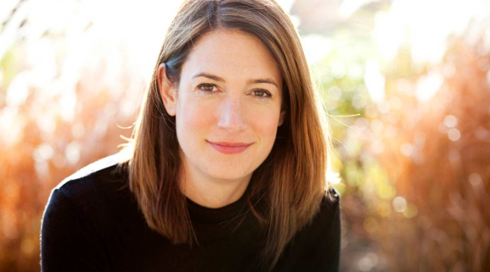 Author Gillian Flynn.