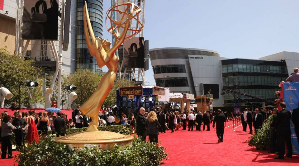 The Emmys will take place on Monday this year to avoid competition with Sunday Night Football.