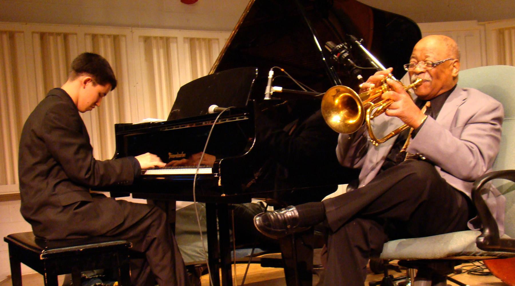 Quincy Jones on Clark Terry, a godfather of jazz - Marketplace