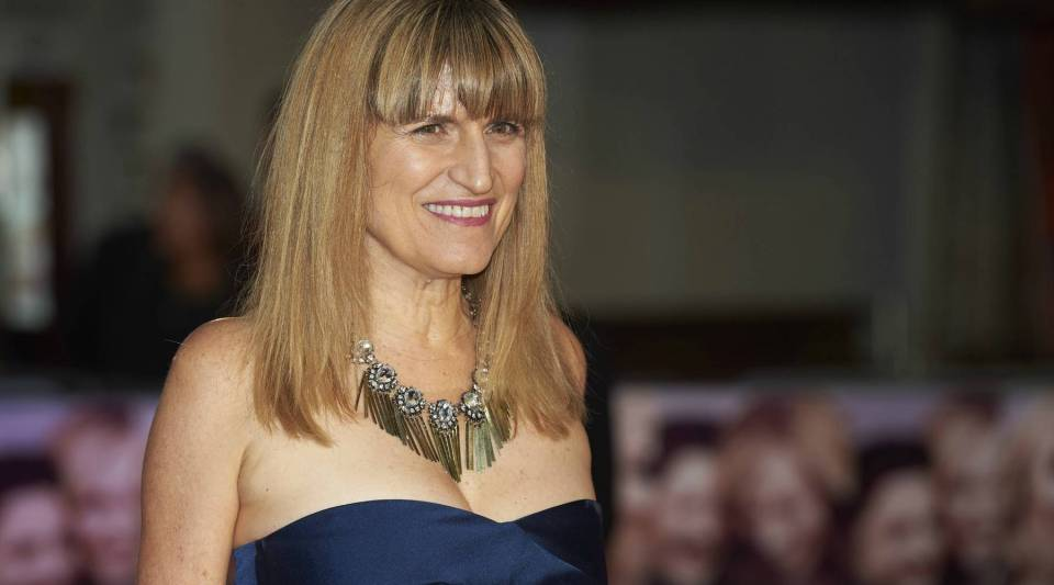 "Director Catherine Hardwicke arrives for the European premiere of ""Miss You Already"" at the Vue West End cinema in London's Leicester Square in September."