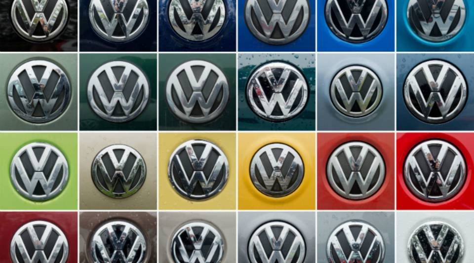 Volkswagen's new boss said the auto giant would need more than a year to fix all its pollution-cheating cars.