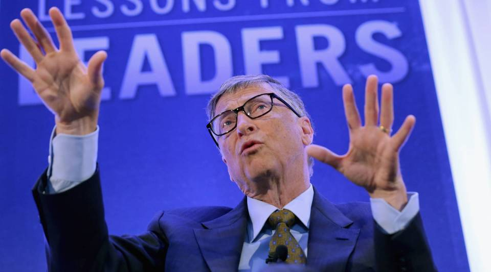 Bill Gates, founder of Microsoft and co-chair of the Bill and Melinda Gates Foundation, directed his attention towards 15-year-olds in his annual letter to followers of the foundation.