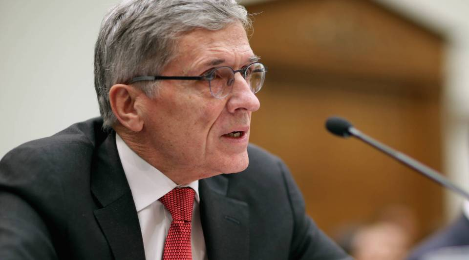 Federal Communications Commission Chairman Tom Wheeler.