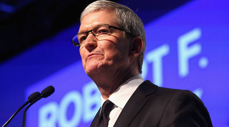 Apple CEO Tim Cook has proposed that the government take the issue of unlocking the iPhone out of court.