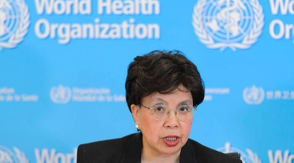 World Health Organization (WHO) chief Margaret Chan attends a press conference on Zika virus outbreak on March 22, 2016 at the health organization headquarters in Geneva.