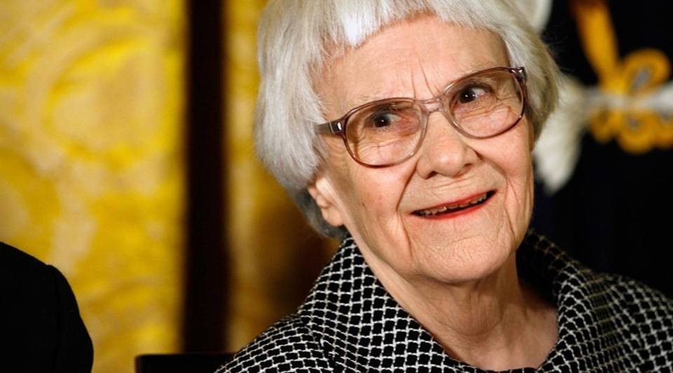 Author Harper Lee received the 2007 Presidential Medal of Freedom.