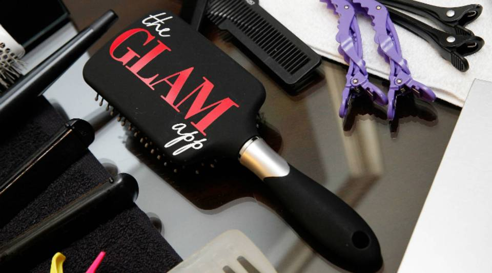 The Glam App provides on-demand beauty services to consumers.