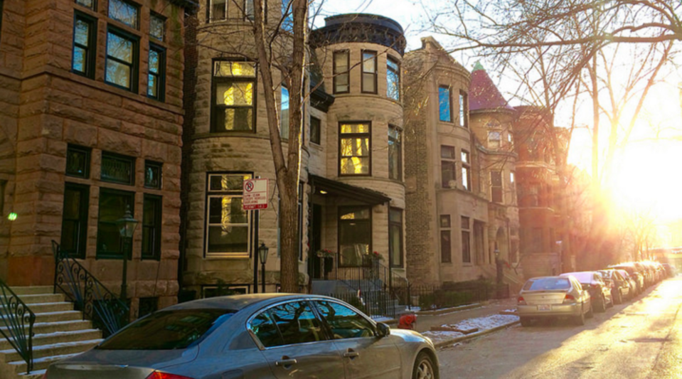 Cozy homes in Chicago's urban core can cost in the high hundreds of thousands to millions, pricing out many first-time home buyers.