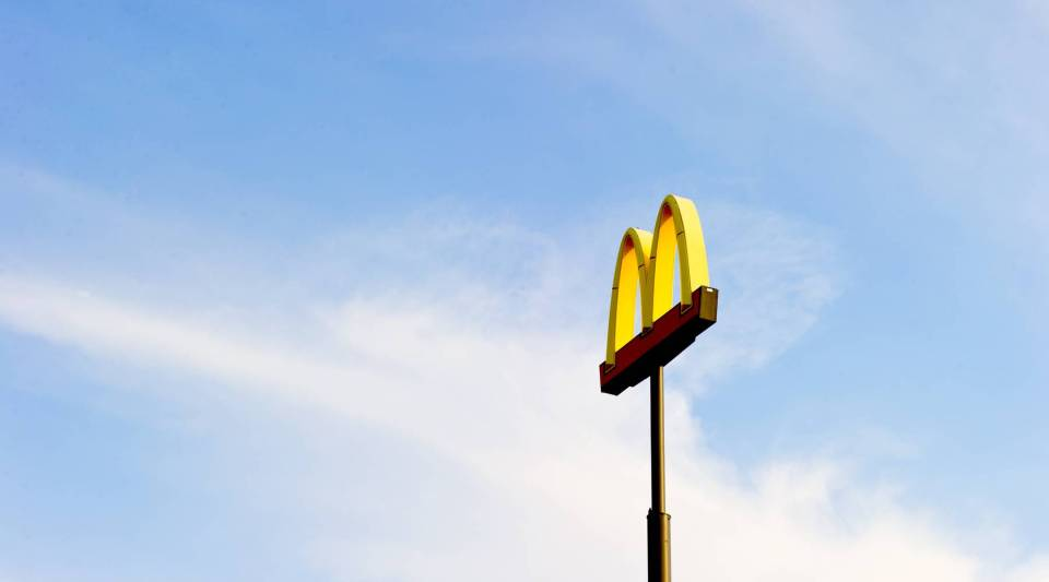 McDonald's earnings report on Monday covers the first quarter with all-day breakfast every day.