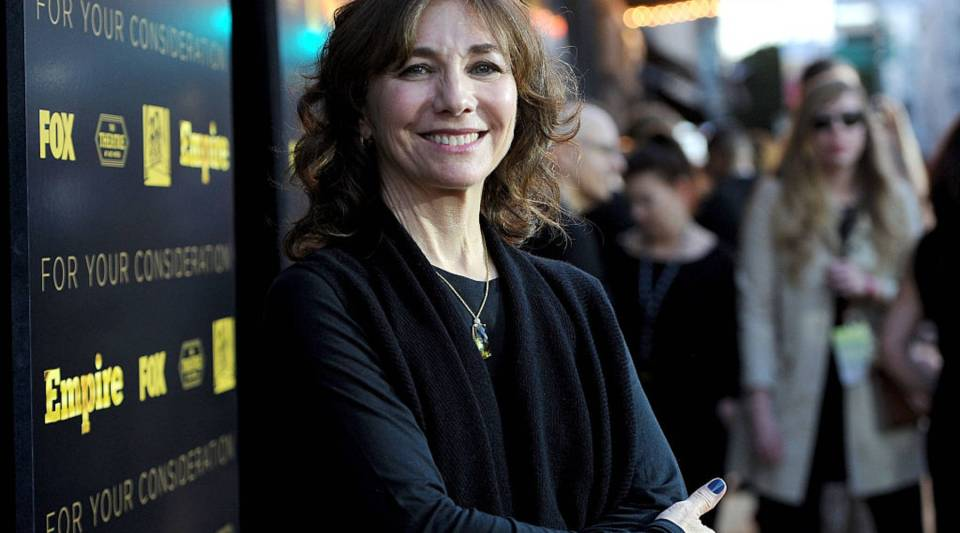 Producer Ilene Chaiken arrives at Fox's 'Empire' ATAS Academy Event at The Theatre at The Ace Hotel on March 12, 2015 in Los Angeles, California.