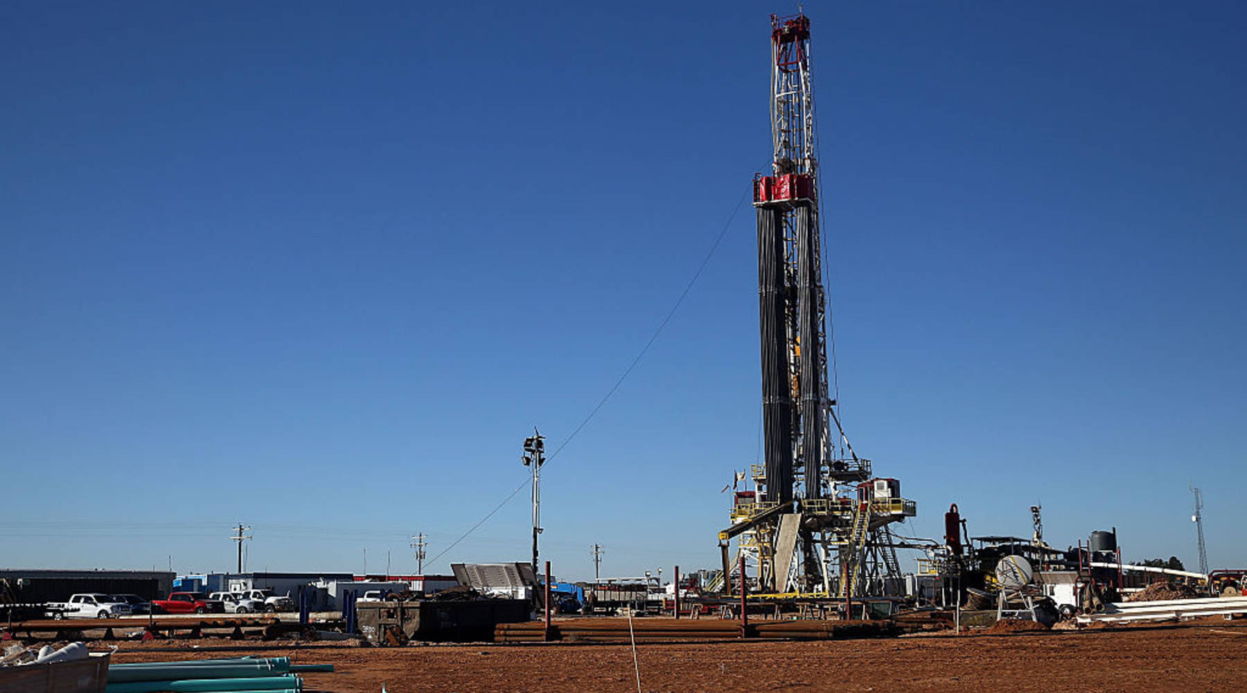 Study Finds That Fracking Contaminated A Water Supply Marketplace