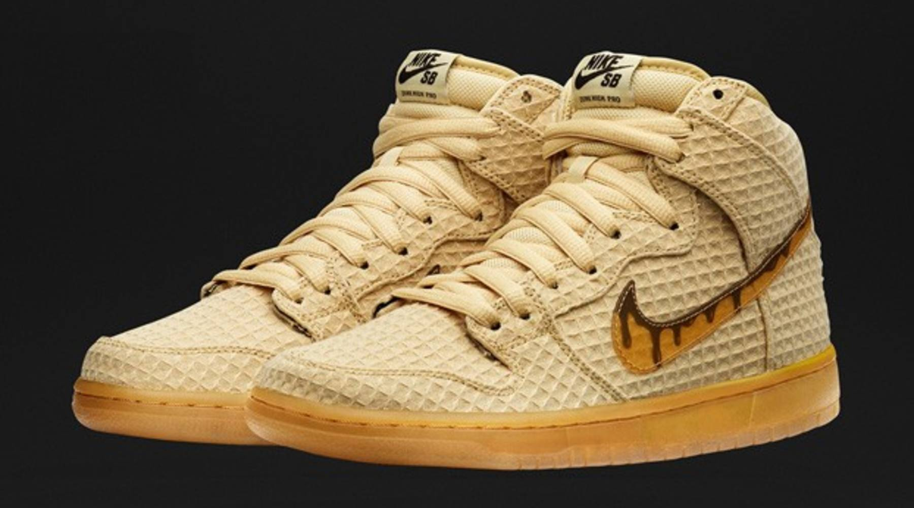 Hello, Chicken and Waffles Nikes