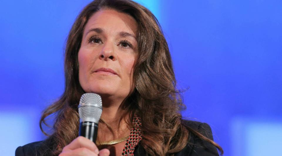Melinda Gates wants to change expectations about women's work.