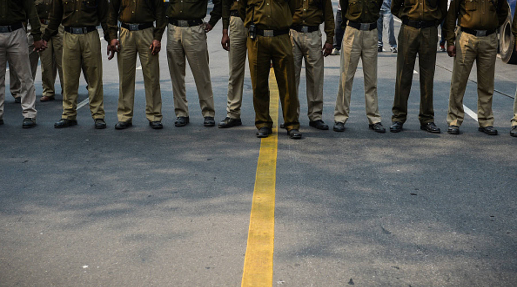 India uses tech to reduce bribes among police and government