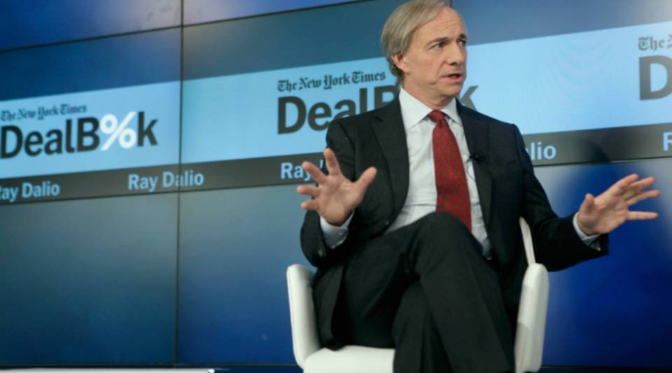 Ray Dalio says that the U.S. won't be able to easily deal with its next recession — whenever it comes.