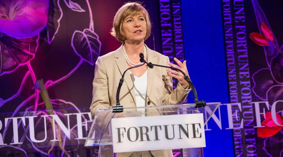 Susan Desmond-Hellmann, 2012