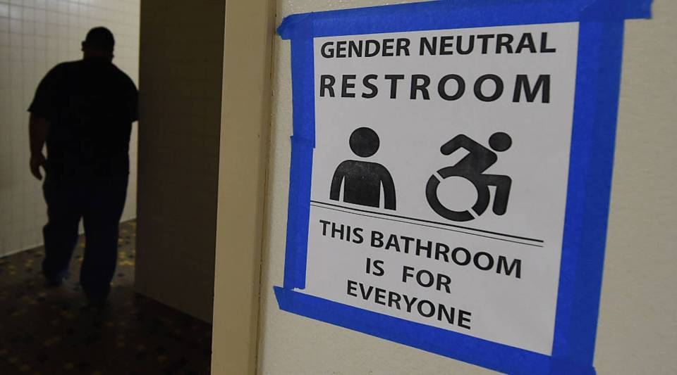 North Carolina will have to refrain from enforcing its new public bathroom law or face losing federal funding.