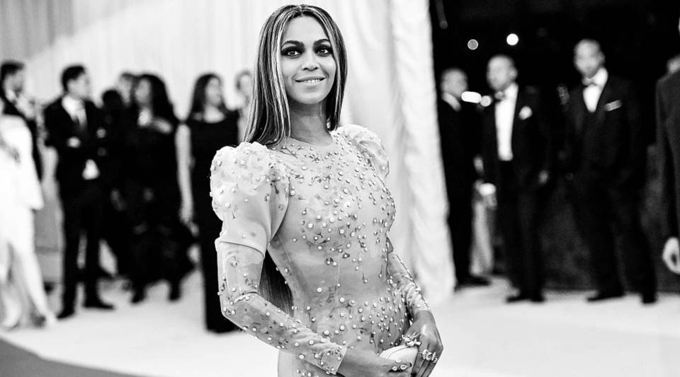 Beyonce attends the Met Gala on May 2, 2016, in New York City.