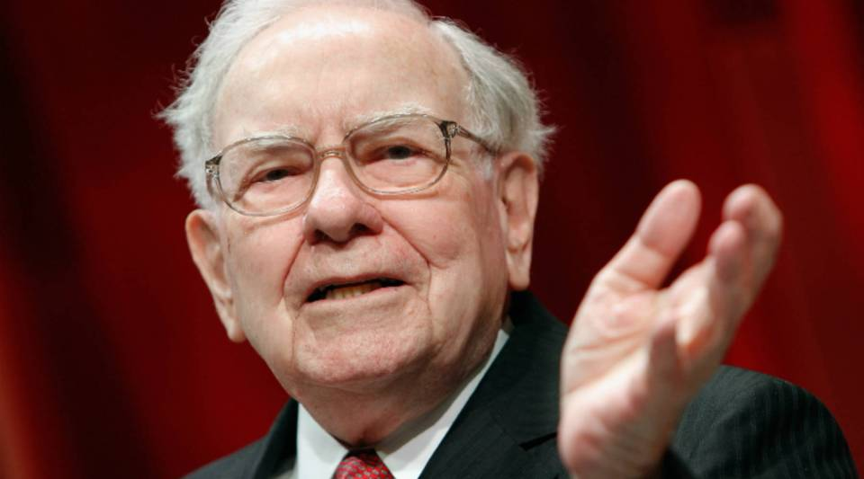 Warren Buffett bought over $1 billion worth of shares in Apple earlier this year.