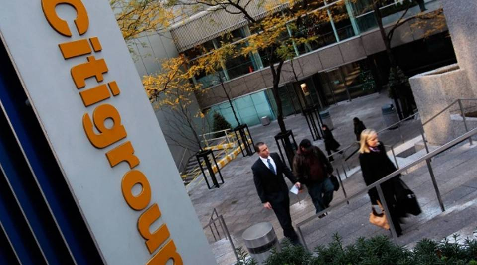 Citigroup, along with other big banks, is offer a service-oriented gap year to its new hires.