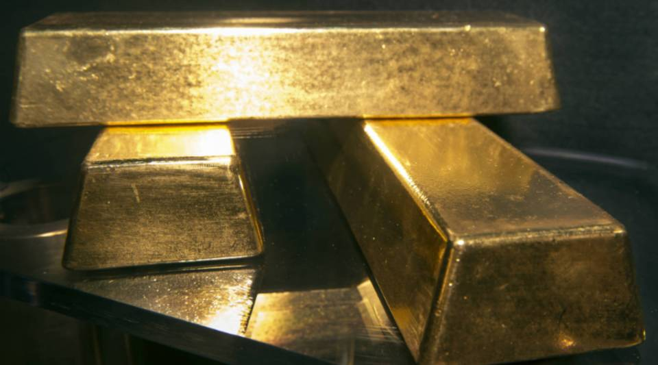 Gold prices are rising again.