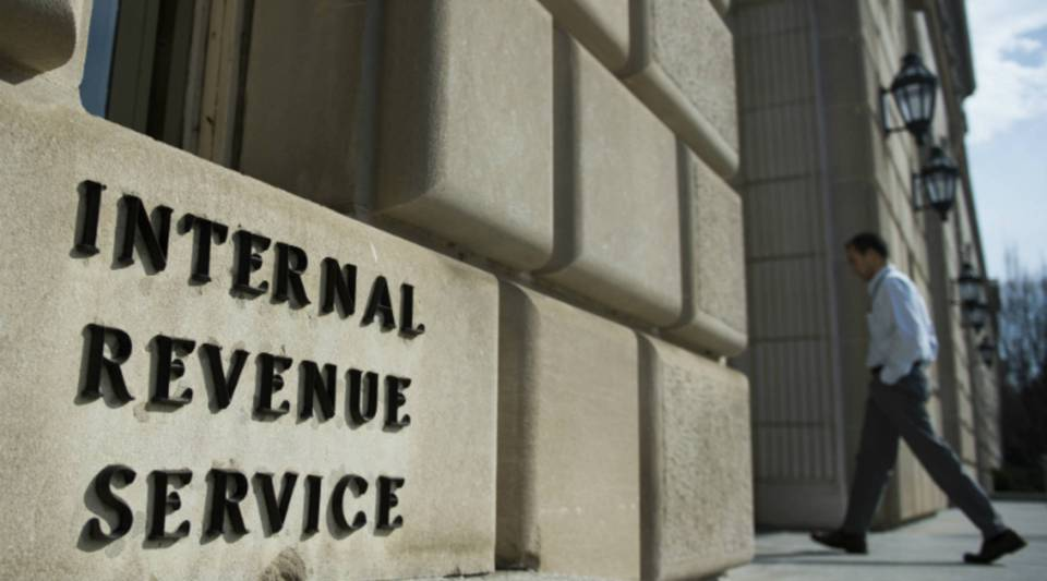 The IRS has been down 15,000 employees since 2010.