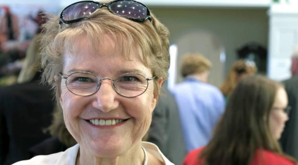 Kristina Persson focuses on Sweden's future.