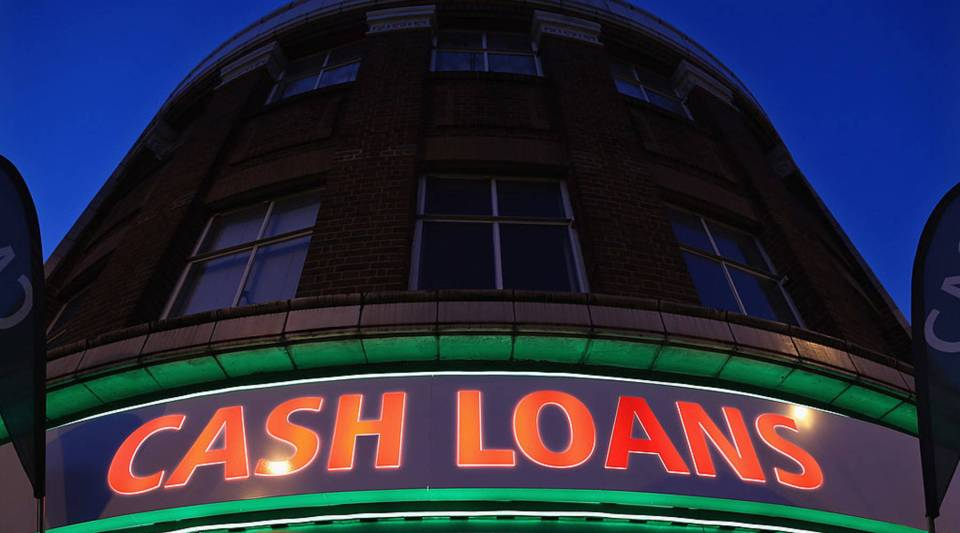 New rules for payday loan businesses, such as the one pictured, aims to help U.S. consumers stay away from debt.