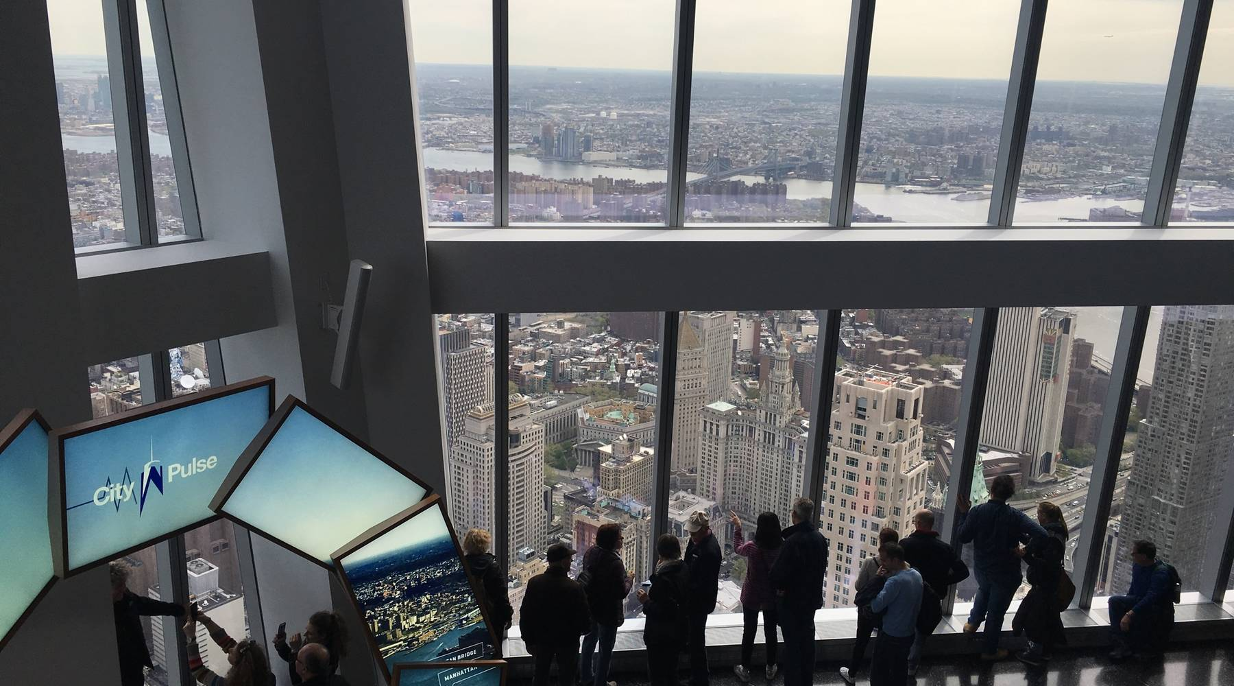 Inside the new One World Trade Center - Marketplace