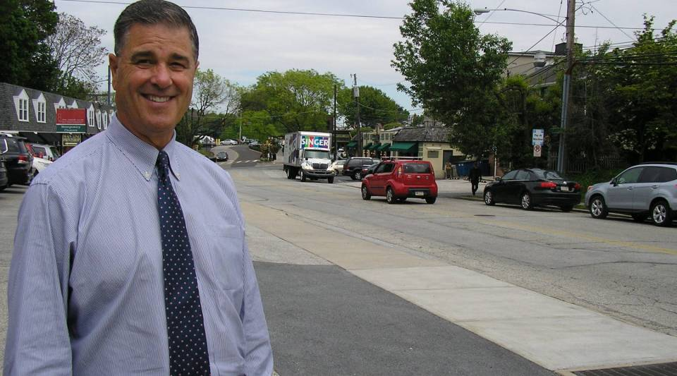 Ted Peters is chairman of the Bluestone Financial Institutions Group in Wayne, PA.