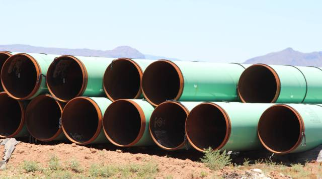 A Texas range war over a natural gas pipeline - Marketplace