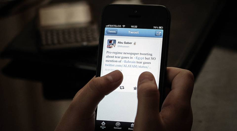 Twitter has provided a platform for movements such as the Arab Spring, but it also leaves room for hate-filled comments.