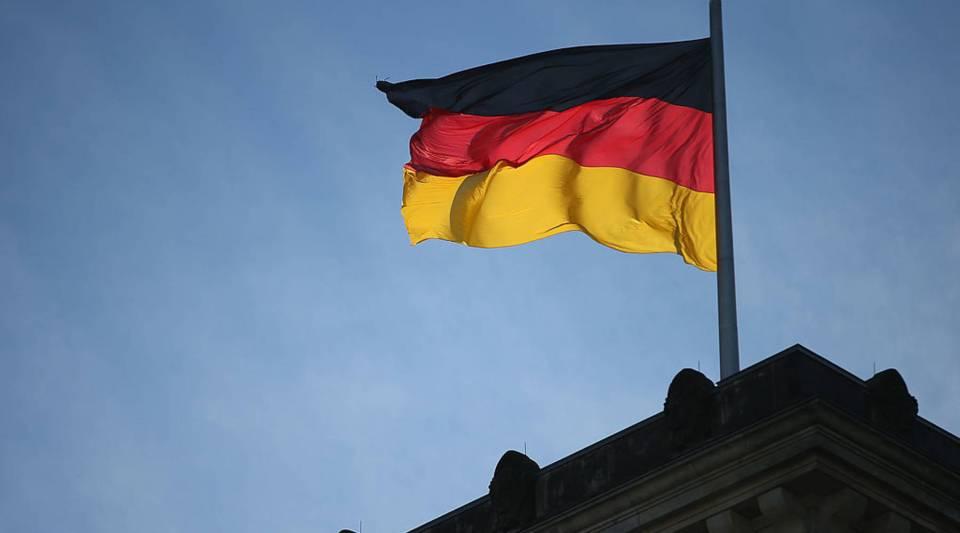 Germany's 10-year treasury bond yield dipped below zero yesterday.