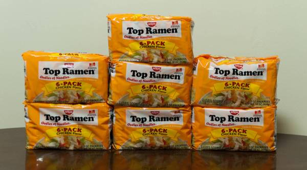 Why Ramen Noodles Replaced Cigarettes As Prison Currency