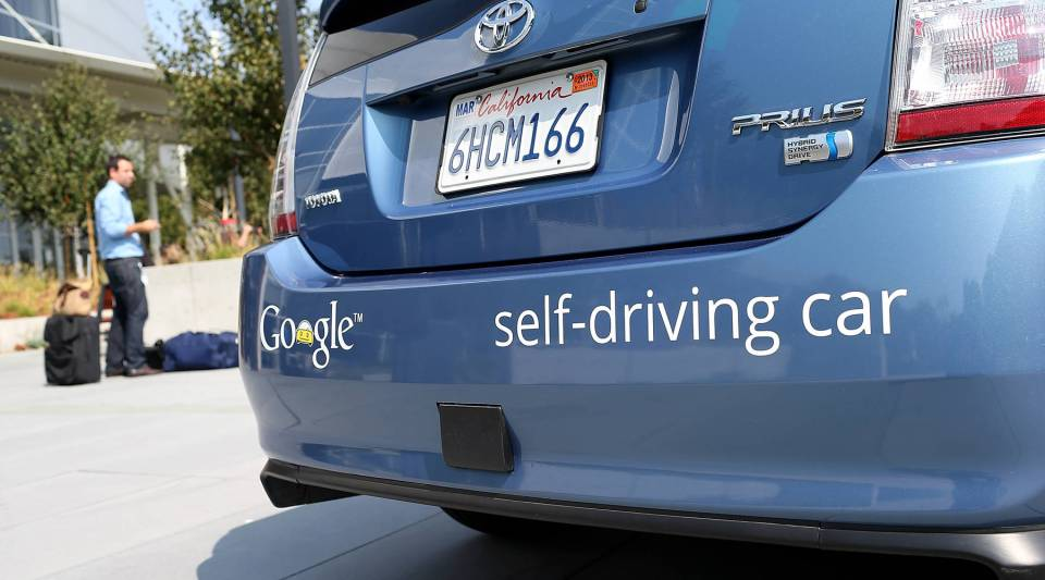 Self-driving cars may cause insurance premiums to decline.