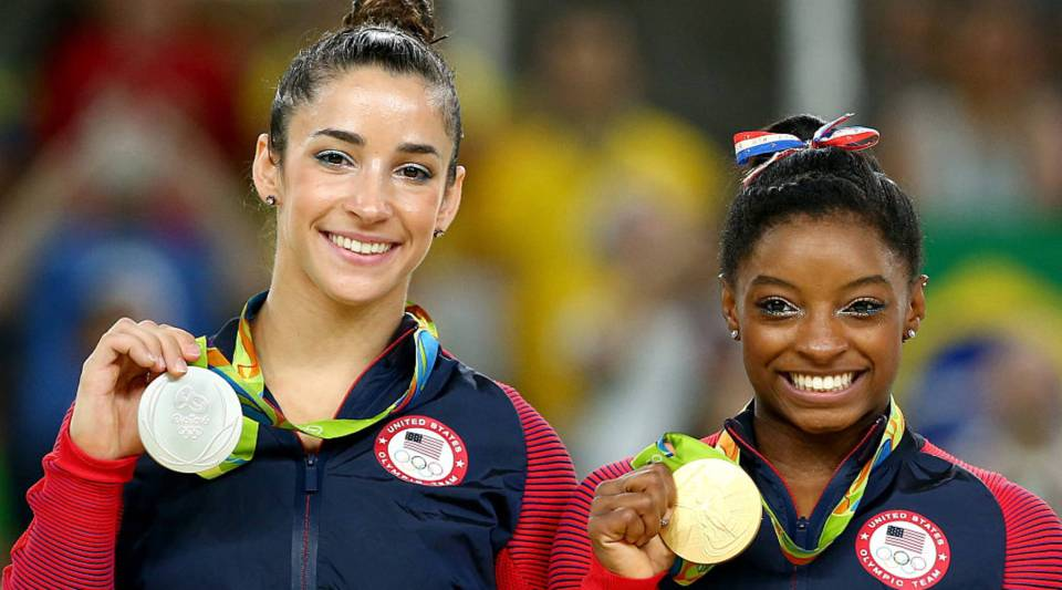 Those medals they're holding come with a cash prize, which means they may be taxed for it.